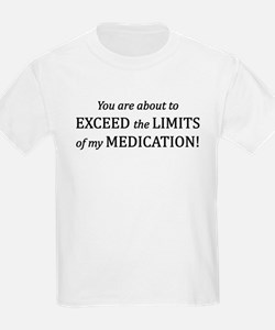 You are about to EXCEED the LIM T-Shirt