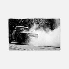 Smokin Truck Area Rug