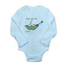 That One's Me (Caleb) Long Sleeve Infant Bodysuit