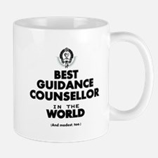 Best Guidance Counsellor in the World Mugs