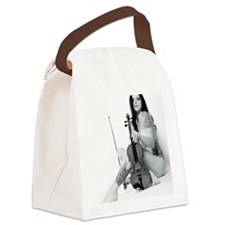 My Divine Instrument Canvas Lunch Bag