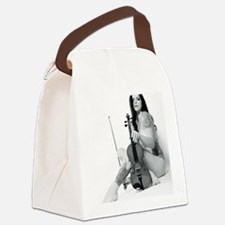 My Divine Instrument Canvas Lunch Bag