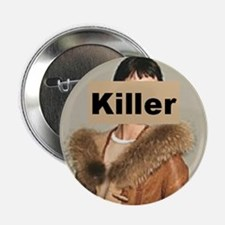 "Anti-Fur 2.25"" Button"