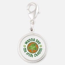 Wanna See My Irish Lucky Charms Charms