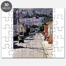 Coming Through Puzzle