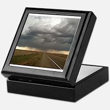 Thunderstorm Keepsake Box