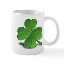 St. Patricks Day Clover Mugs