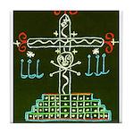 VOODOO BARON SAMEDI Tile Coaster