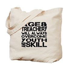 Treachery Tote Bag