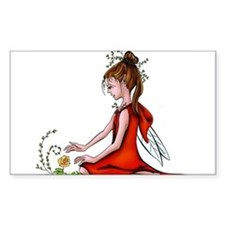 Woodland Fairy Decal