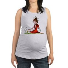 Woodland Fairy Maternity Tank Top
