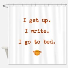 Cute Playwright Shower Curtain