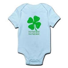 Personalize It, Shamrock Body Suit