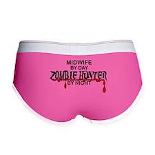 Zombie Hunter - Midwife Women's Boy Brief