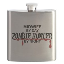 Zombie Hunter - Midwife Flask