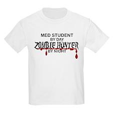 Zombie Hunter - Med Student T-Shirt