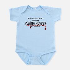 Zombie Hunter - Med Student Infant Bodysuit