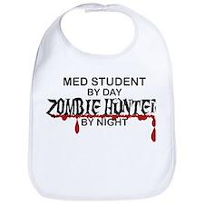 Zombie Hunter - Med Student Bib