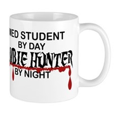 Zombie Hunter - Med Student Small Mugs