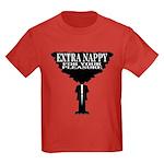 Extra Nappy Kids Dark T-Shirt