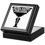 Extra Nappy Keepsake Box