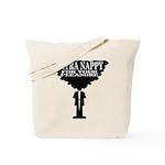Extra Nappy Tote Bag
