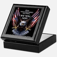 God May Have Mercy Keepsake Box