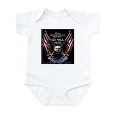 God May Have Mercy Infant Bodysuit