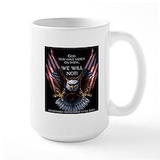 God May Have Mercy Mug