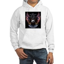 God May Have Mercy Hoodie