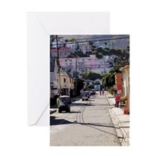 Coming Through Greeting Cards