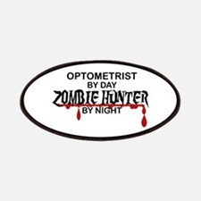 Zombie Hunter - Optometrist Patches