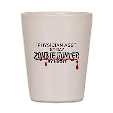 Zombie Hunter - Physician Asst Shot Glass