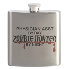 Zombie Hunter - Physician Asst Flask