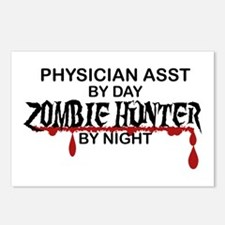 Zombie Hunter - Physician Postcards (Package of 8)