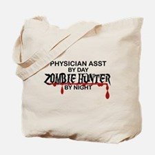 Zombie Hunter - Physician Asst Tote Bag