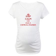 Keep Calm and Hug a Chemical Engineer Shirt