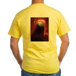 NGC 2264 'Cone' Nebula Yellow T-Shirt