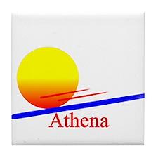 Athena Tile Coaster
