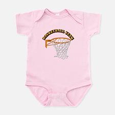 Basketball Team Infant Bodysuit