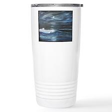 Ocean Moon Travel Mug