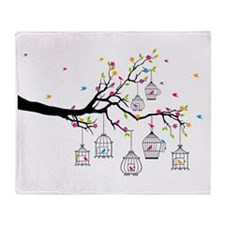 Cute Wall decoration Throw Blanket