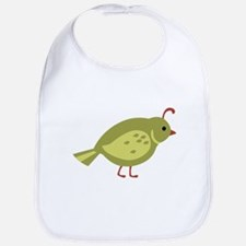 Quail Bird Animal Bib