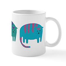 Cat, Cat, Cat Mugs