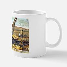 Sharp-Tailed Grouse Bird Mug