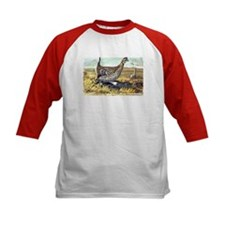 Sharp-Tailed Grouse Bird (Front) Tee