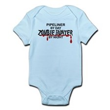 Zombie Hunter - Pipeliner Infant Bodysuit