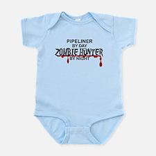 Zombie Hunter - Pipeliner Infant Bodysuit