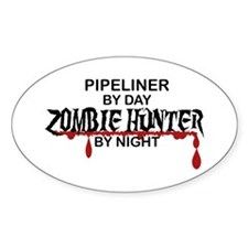 Zombie Hunter - Pipeliner Decal