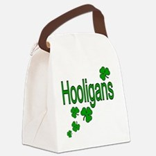 Hooligans Canvas Lunch Bag